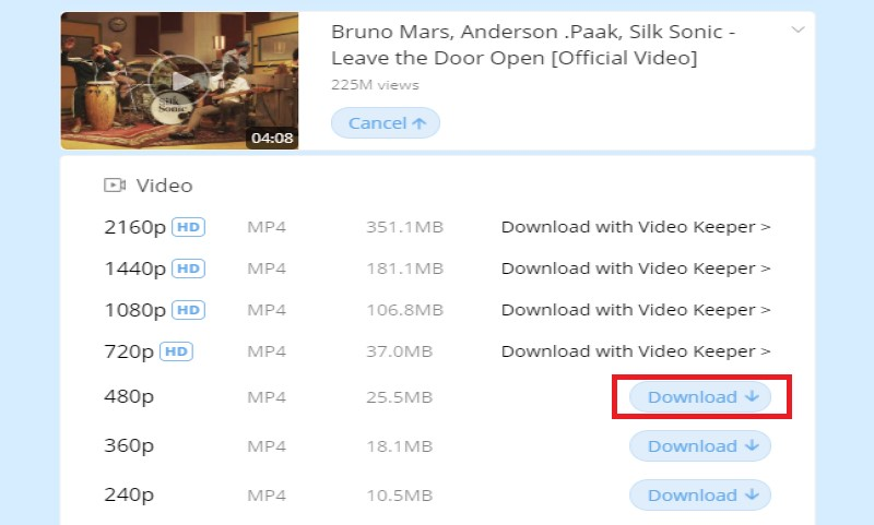 fovd download youtube step