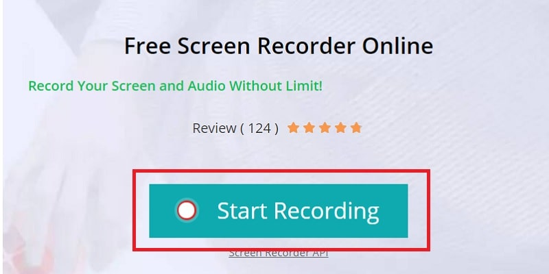 surface pro recorder online step1 min