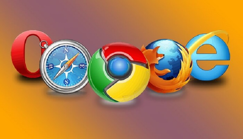 use other browser