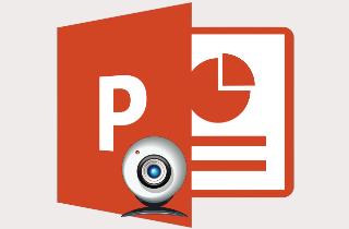 feature record powerpoint with webcam