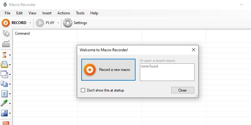 mouse and keyboard recorder macro recorder