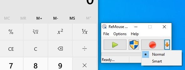 mouse and keyboard recorder remouse