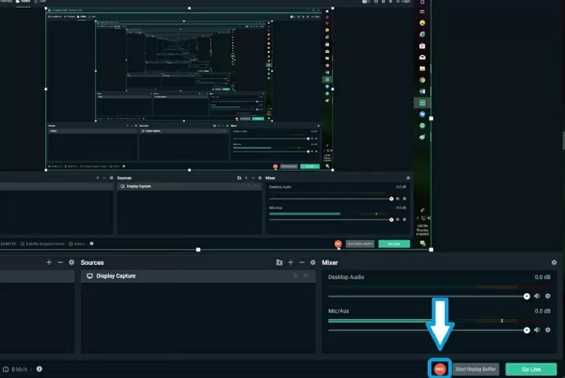 best linux screen recorder obs