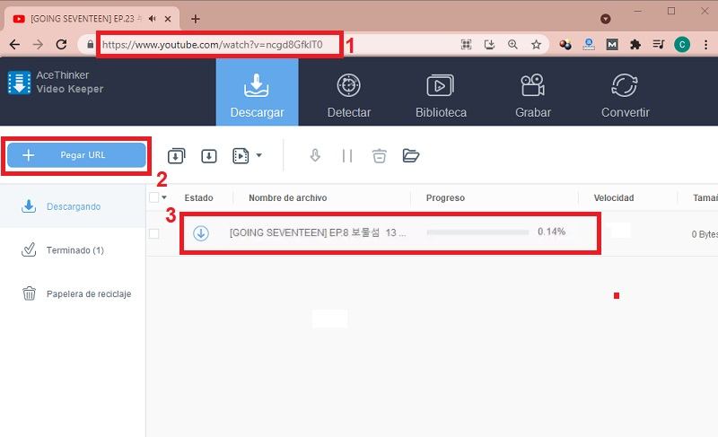 download youtube video to pc vk step3