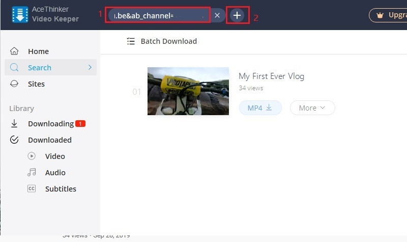 unlisted vs private vk step3