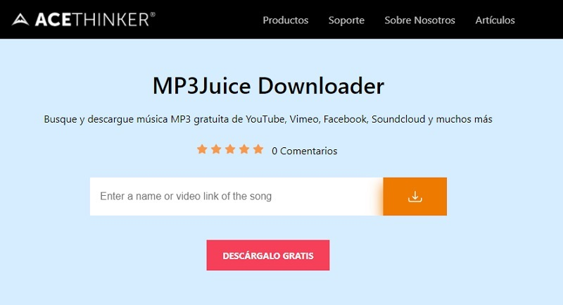 youtube to mp3 not working mp3juicedownloader interface